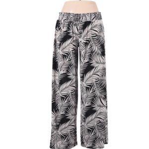 West Loop Casual Tropical Pants NWT